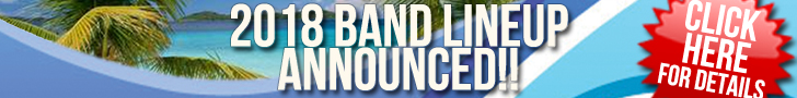 Concerts At Sea - Where The Action Is - 2018 Band Lineup