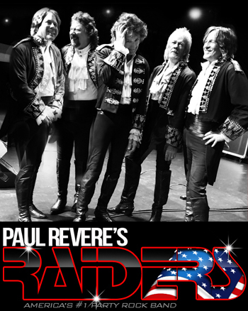 Concerts At Sea - Paul Revere and The Raiders