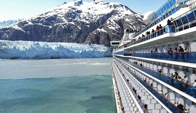 Concerts At Sea - Glacier Bay National Park