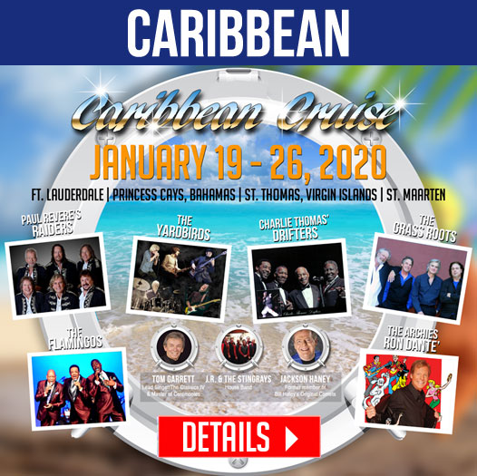 Caribbean Cruise Concerts At Sea