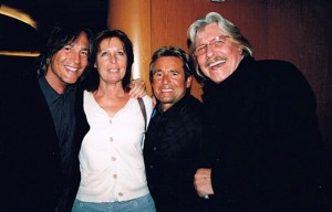 Tom, Cathy, Davy Jones, Paul Revere