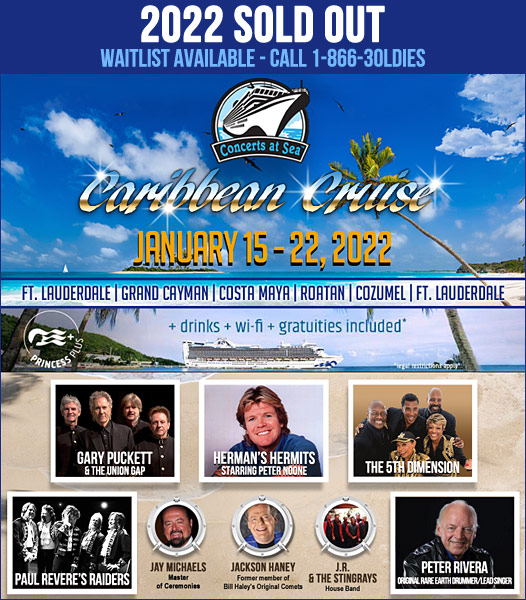 Concerts At Sea - Booking Now