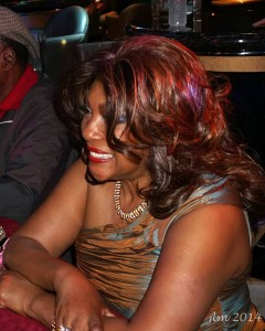 beautiful Mary Wilson